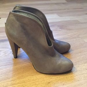 Vince Camuto Gray Booties